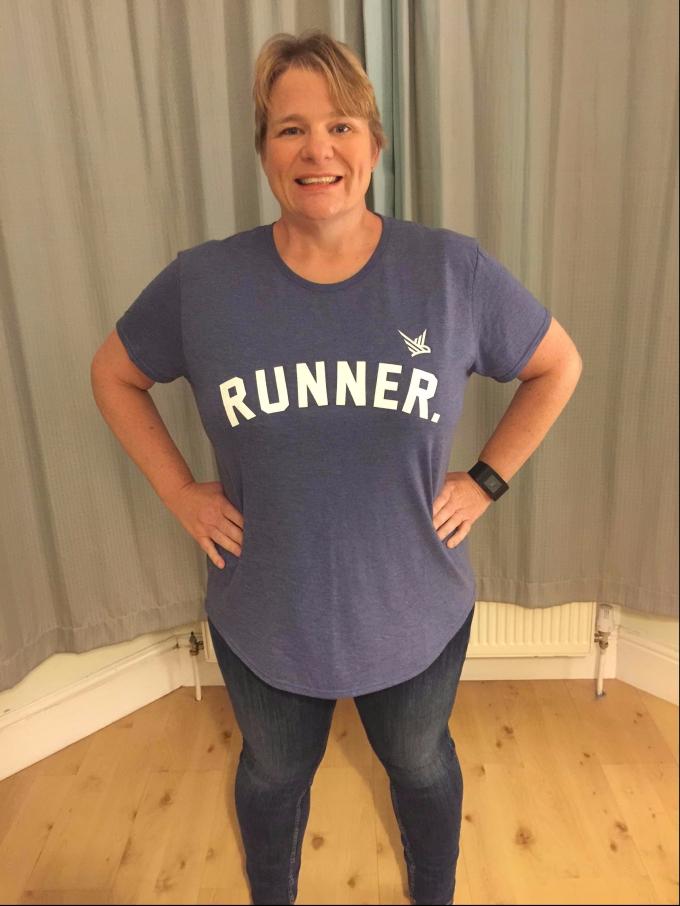 Runner T Shirt
