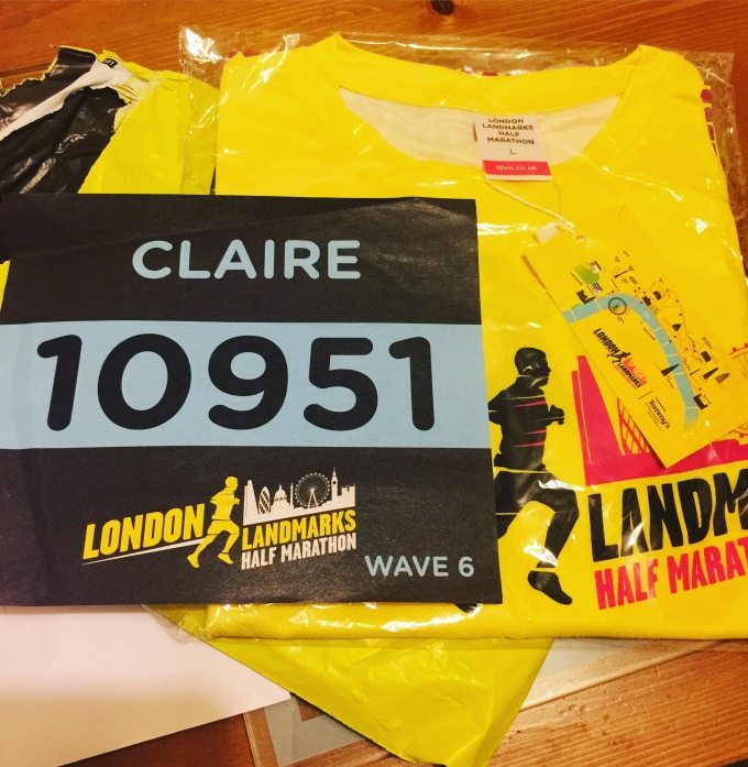 Race Number LLHM