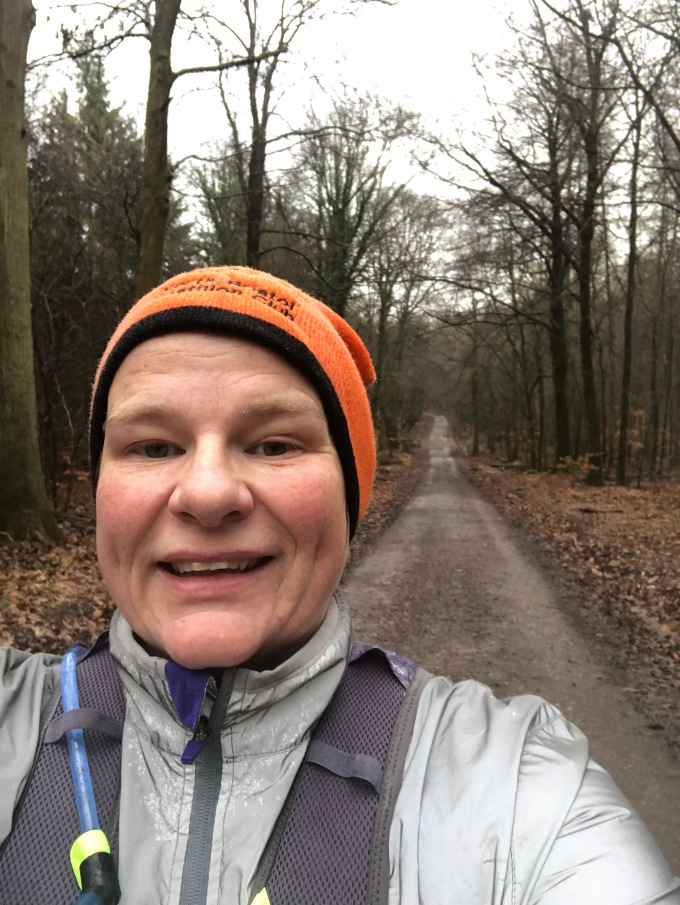 Runing in the Forest of Dean
