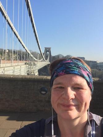Suspension Bridge photo Feb 2019
