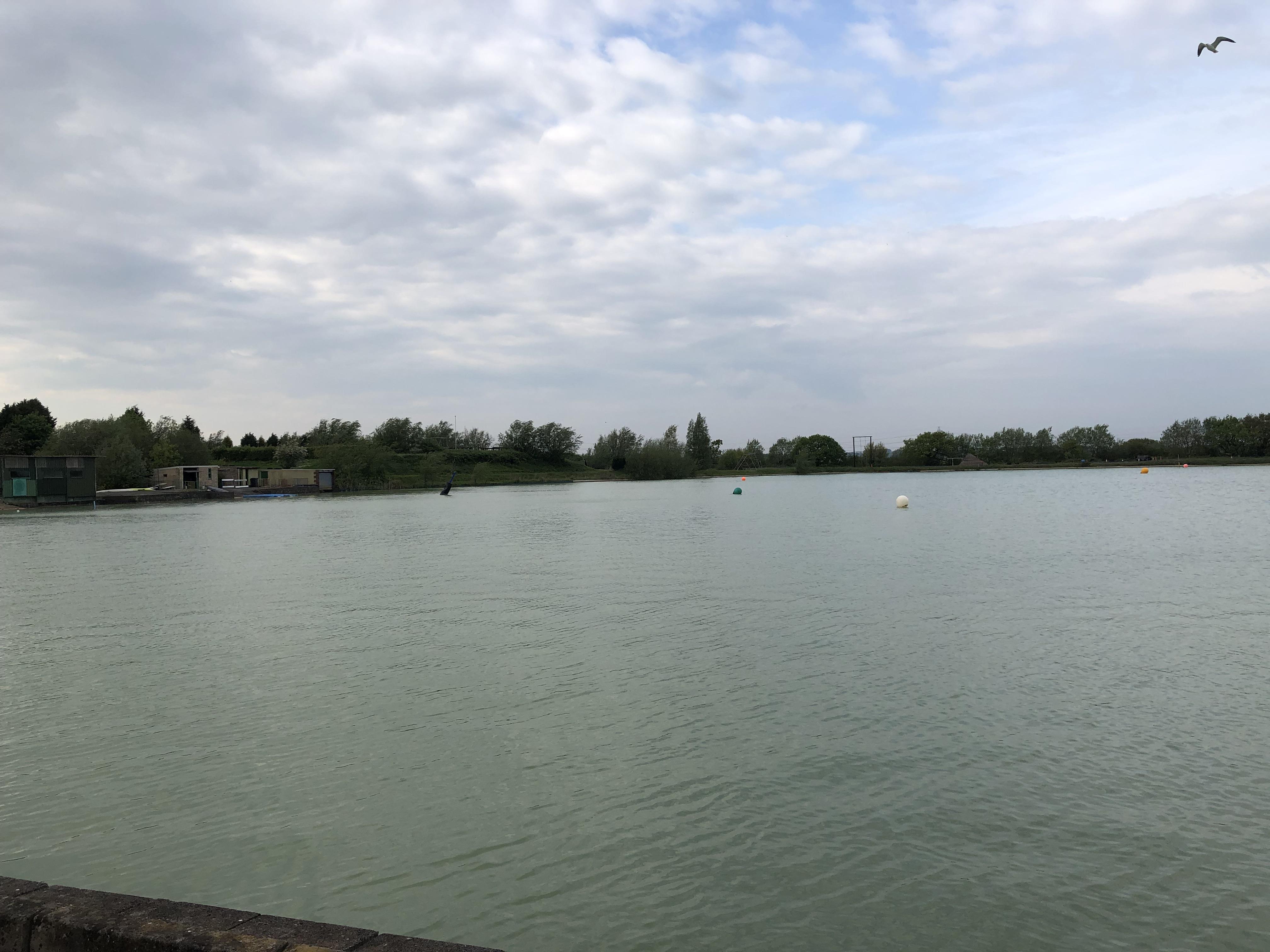 The Lake May 2019