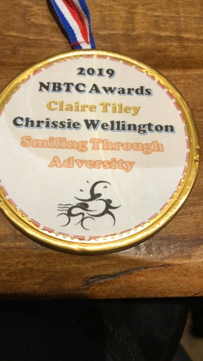 Award Dec 2019 - Chrissie Wellington